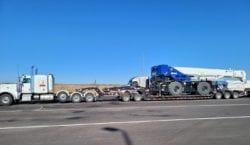 Crane Moving Service